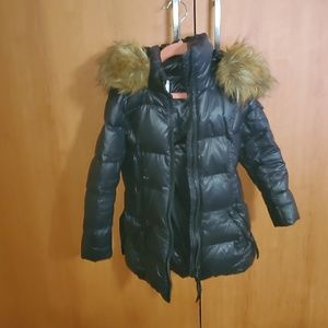 S13 warm winter puffer coat for toddler